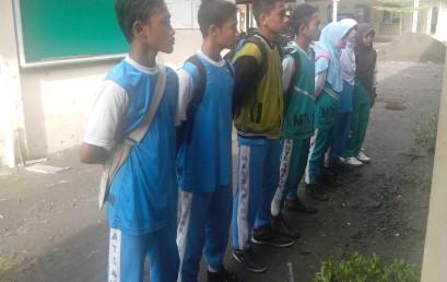 Immaduddin Juara I Lompat Jauh POPDA 2016