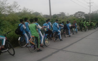 Sepeda Santai Sehat Matsanida