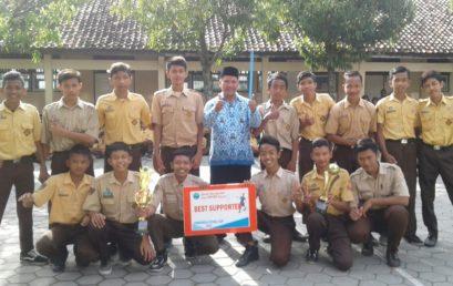 Matsanida Juara Umum Esmudela Futsal Cup 2017